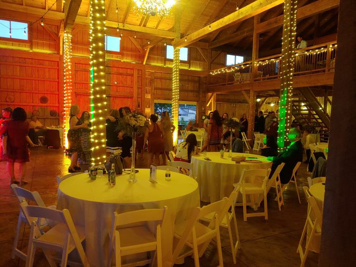 Tmx Jamesville Barn Uplights4 51 1024245 158078895342979 Cicero, NY wedding dj
