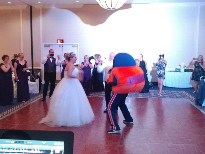 Tmx Otto The Orange Bride Dancing 51 1024245 158078856569915 Cicero, NY wedding dj