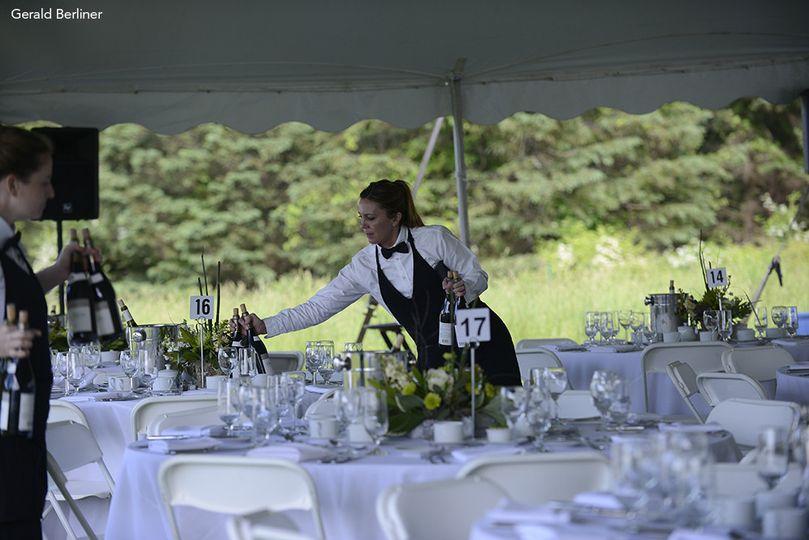 Table attendies