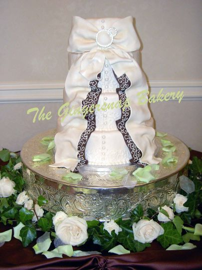 wedding cakes syracuse new york the gingersnap bakery wedding cake ny 25582
