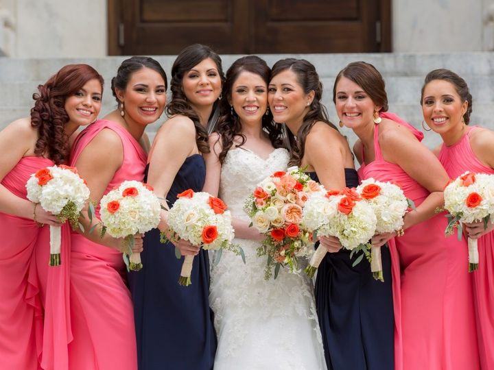 Tmx Bridesmaids And Bridal Bouquet 51 496245 1564500404 Tampa, FL wedding florist