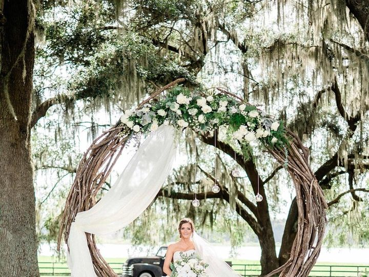 Tmx Circle Arch 51 496245 1564500282 Tampa, FL wedding florist
