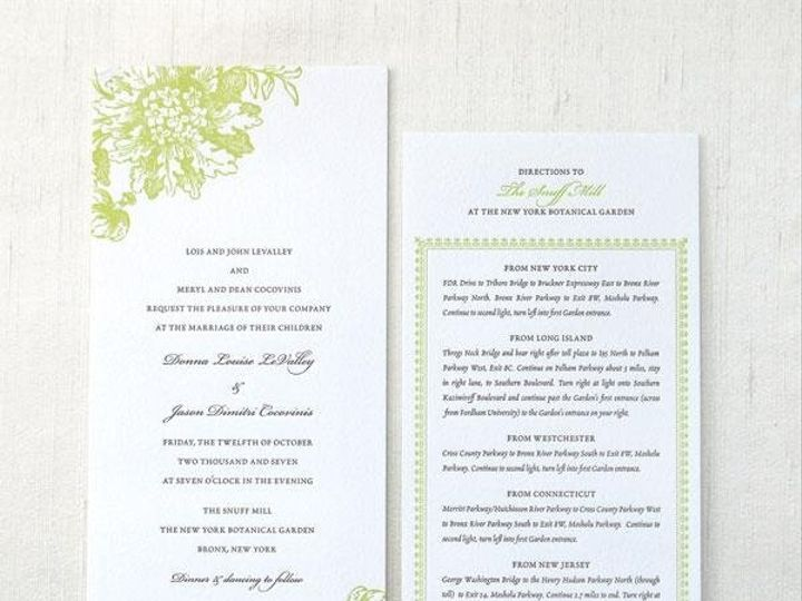 Tmx 1233693807859 BRD BotanicalGarden New York wedding invitation