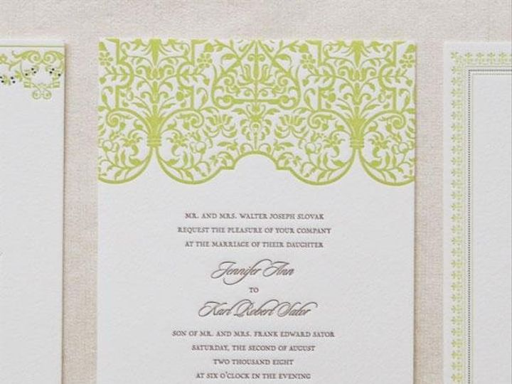 Tmx 1233693994125 BRD VintageTribecaGreen New York wedding invitation