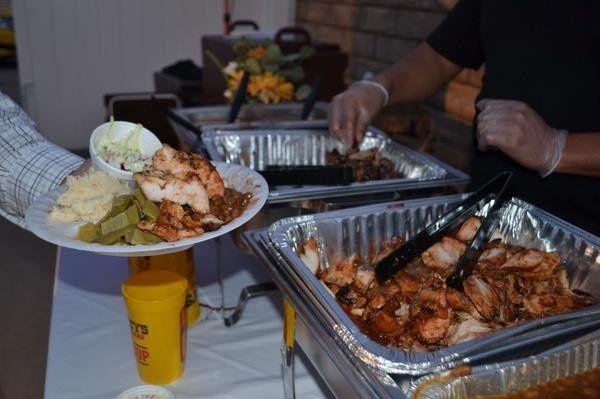 Event buffets