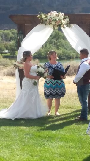 Sweet Coulee Ceremony