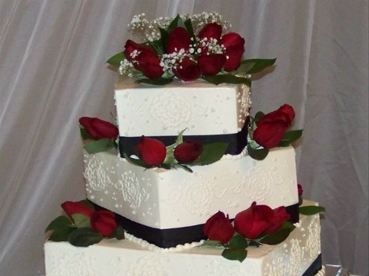 Tmx 1212540853988 Wed25 Commerce Township, Michigan wedding cake