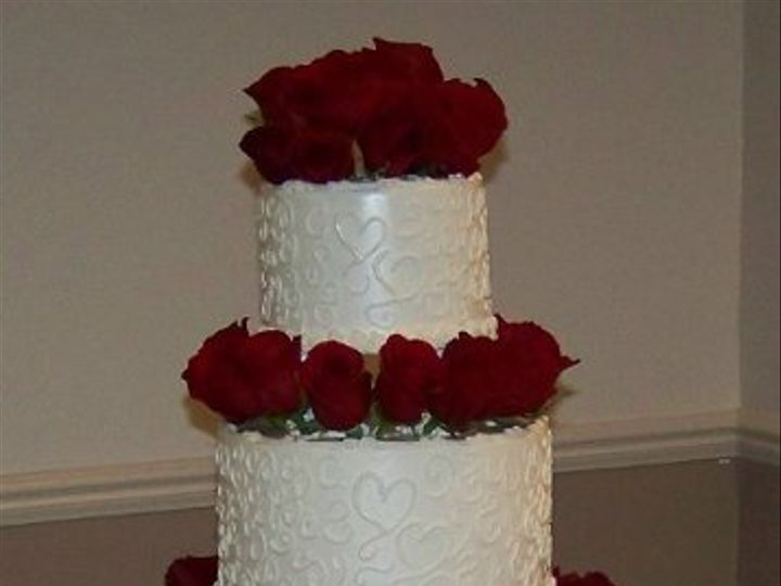 Tmx 1215477509485 Wed28 Commerce Township, Michigan wedding cake