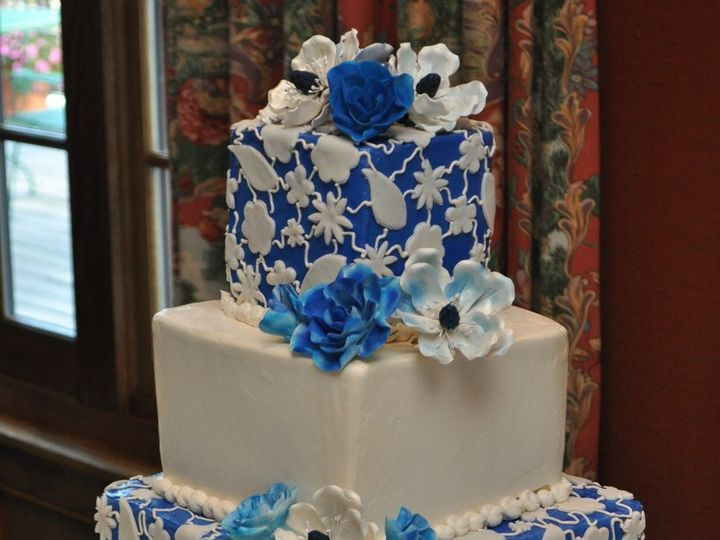 Tmx 1359071718105 DSC0113 Commerce Township, Michigan wedding cake