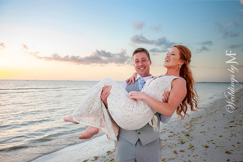 Weddings by JMF Beach Wedding