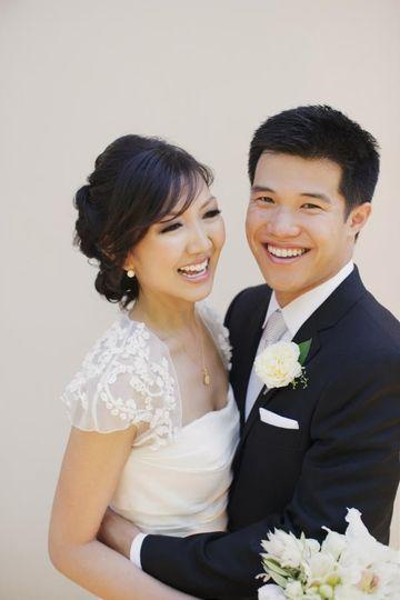 clarice hubert wedding 7