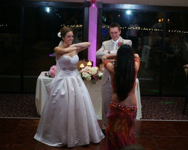 Bellydance By Jennifer Inc Venue Windermere Fl Weddingwire