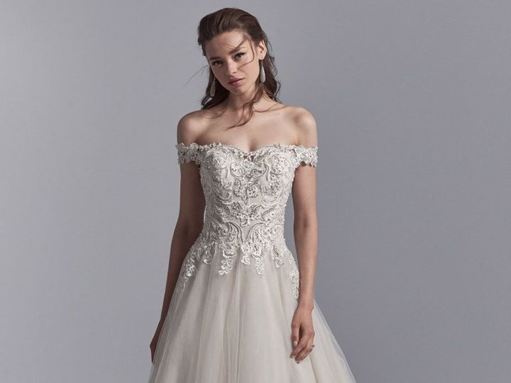 Tmx Safira 51 130345 Nutley, NJ wedding dress