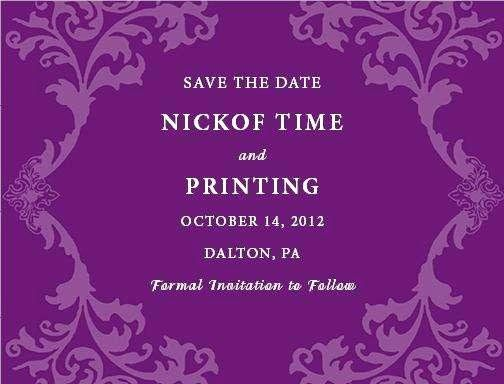 Tmx 1340459441804 Savethedatepostcard Dallas wedding invitation