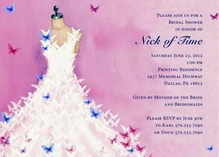Tmx 1340459442858 Showerinvite Dallas wedding invitation