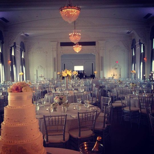 Floral and Cake Lighting
