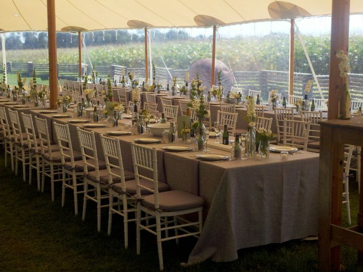Tmx 1513529956721 Wedding Sv Tables Flowers Center Moriches wedding catering