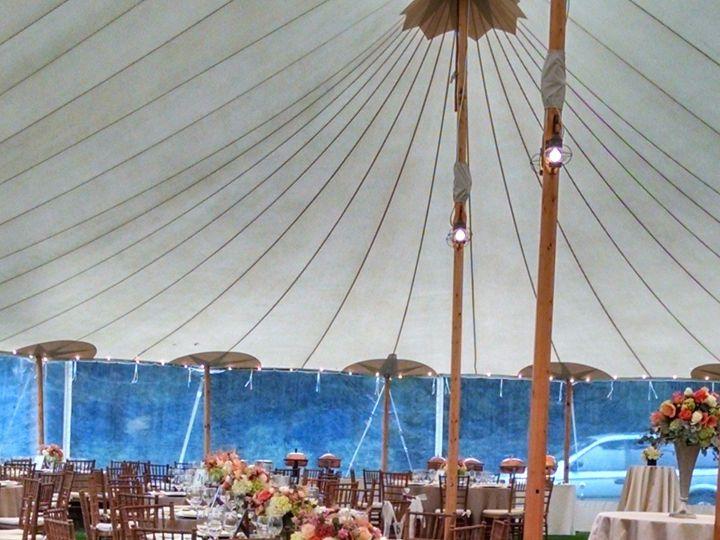 Tmx 1513530087478 Sailcloth Tent Inside Shot 2 Center Moriches wedding catering