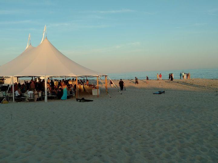 Tmx 1513530892864 Book Beach Tent Center Moriches wedding catering
