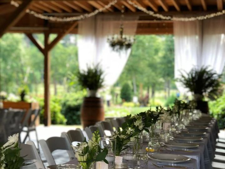 Tmx 1532712348 2acd90954d2c1d17 1532712347 58198d4e946e84b5 1532711958747 1 Placesetting Louisburg, NC wedding catering