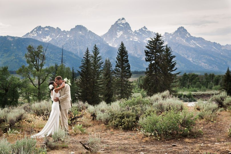 Grand Teton Wedding