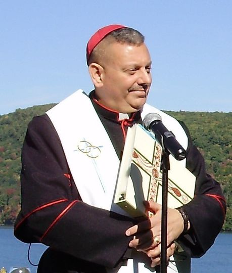 Bishop Christopher Richard