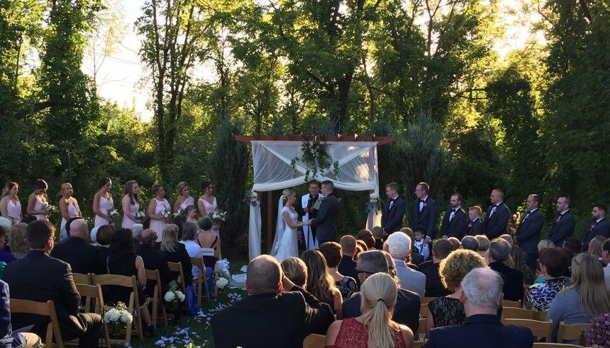 Wedding in Troy