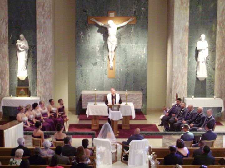 Tmx 1439025506933 St Josephs Chapel Albany, New York wedding officiant