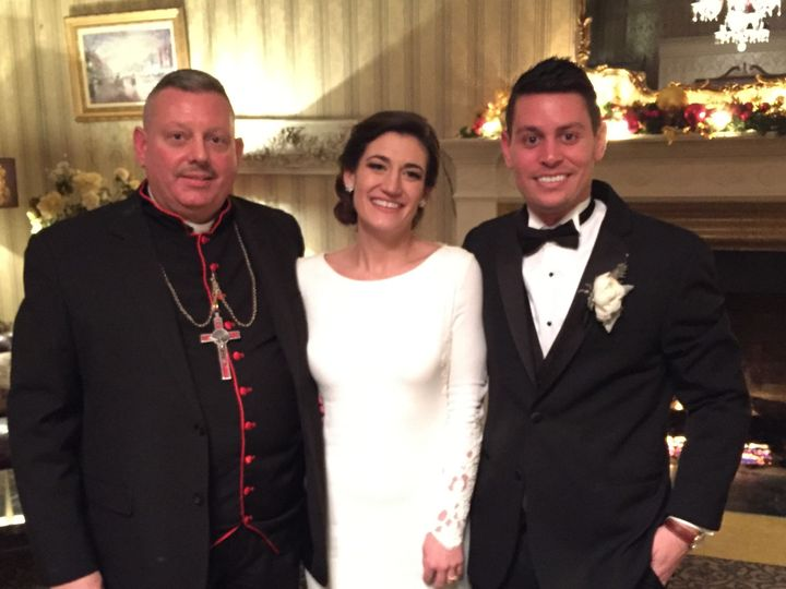 Tmx 1483360656384 Cozza 2 Albany, New York wedding officiant