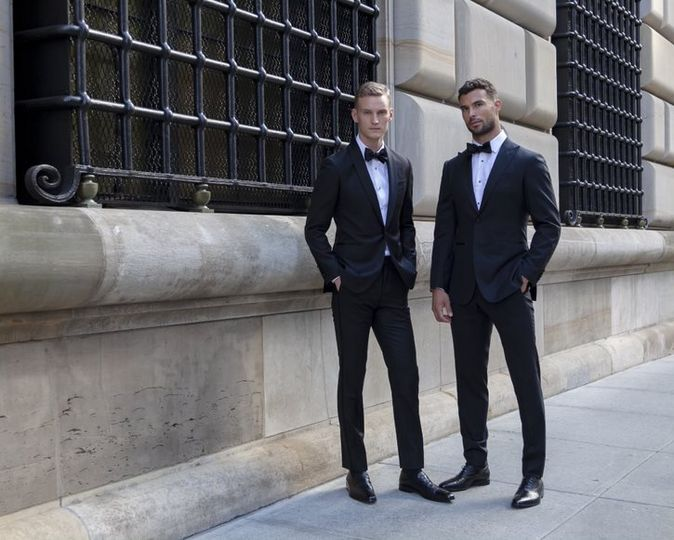 Enzo Custom Tuxedos