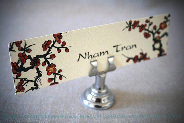 Cherry Blossom Wedding Stationery
