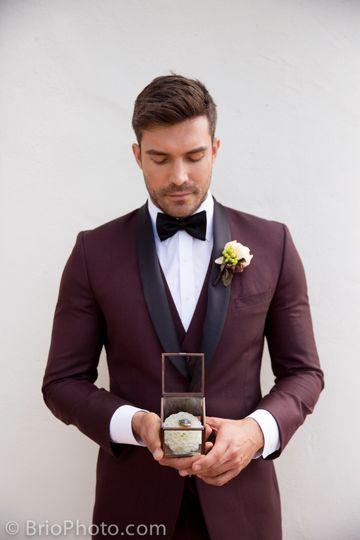 Neat groom