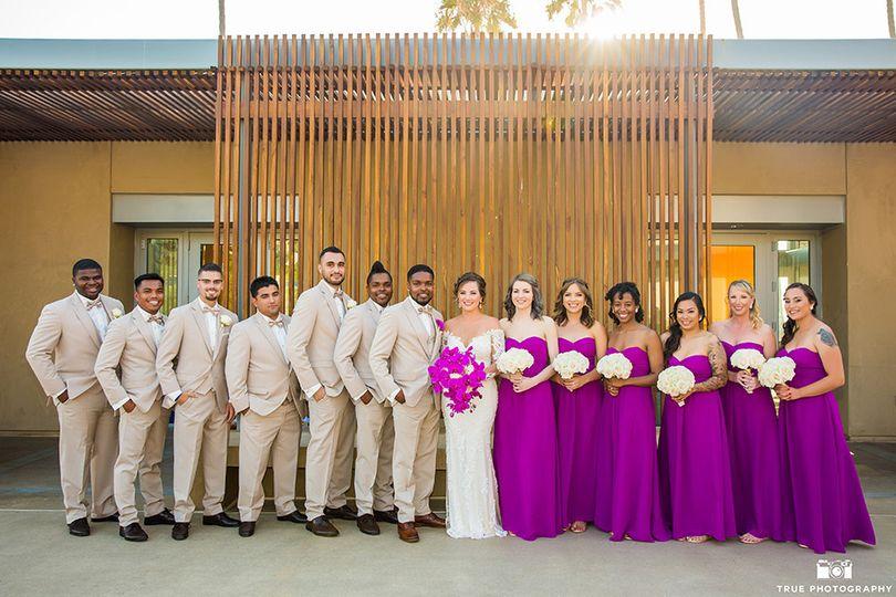 Amazing wedding day