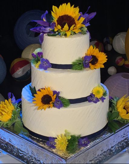 reikos wedding cake