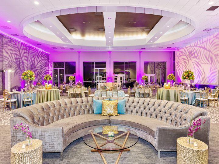 Tmx Del Lago Ballroom Evening Reception Set 01 Lowres 51 374345 160582219112249 Montgomery, TX wedding venue