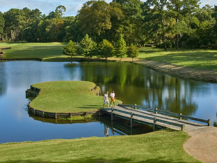 Tmx Golf Course Peninsula For Hole 15 Talent 51 374345 160582158596916 Montgomery, TX wedding venue
