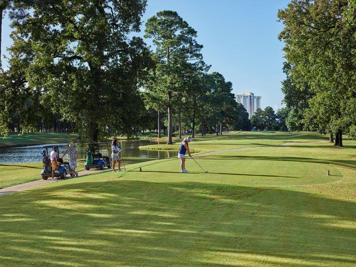 Tmx Golf Course Tee Box For Hole 7 Talent 51 374345 160582158410277 Montgomery, TX wedding venue