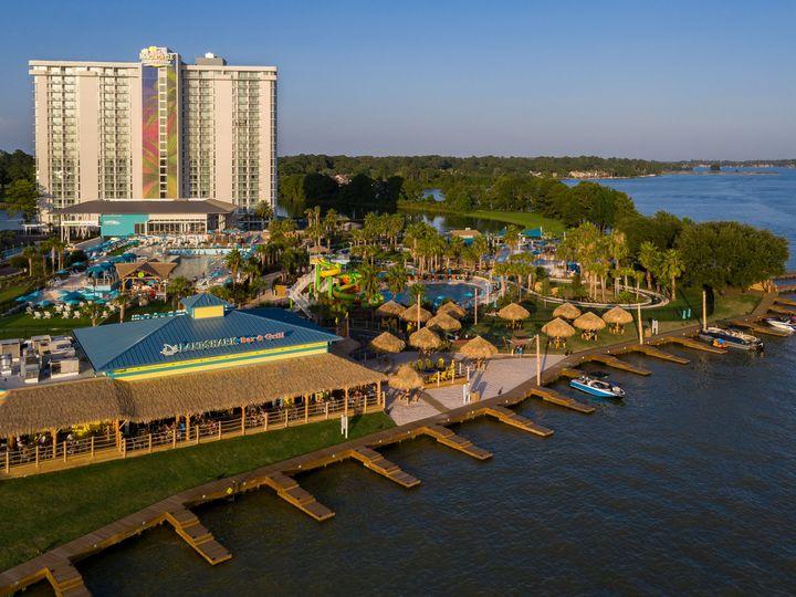 Tmx Margaritaville Resort Aerial 11 51 374345 160582256124066 Montgomery, TX wedding venue