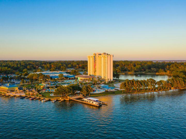 Tmx Margaritaville Resort Aerial 18 51 374345 160582255987251 Montgomery, TX wedding venue