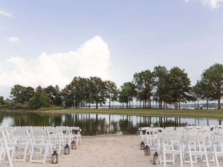 Tmx The Beach Ceremony Set 51 374345 160582249881760 Montgomery, TX wedding venue