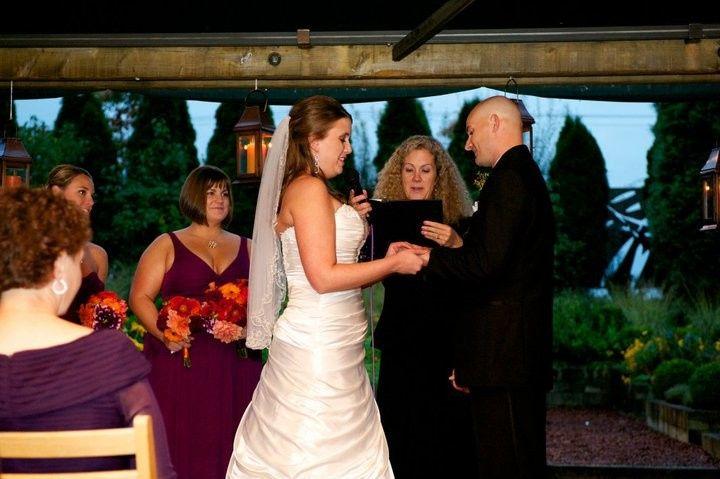 jen wedding 2