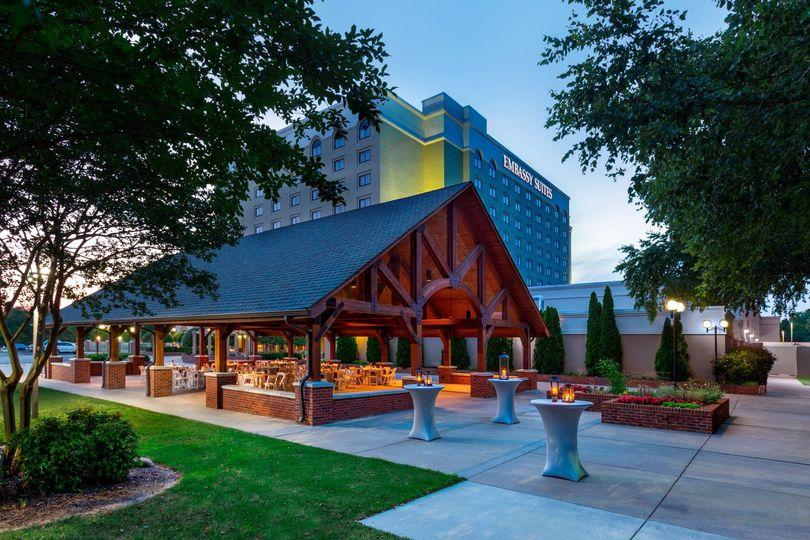 Embassy Suites Greenville Golf Resort & Conference Center