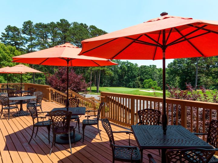 Tmx 1481904544486 Overlook Deck At The Preserve   Aug 2016 Greenville, South Carolina wedding venue