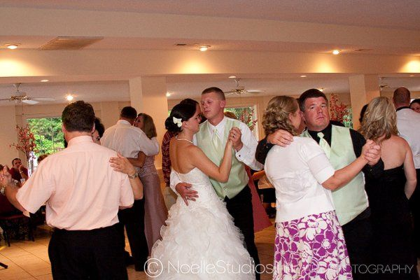 Tmx 1331558437582 IMG8955 Indian Trail, NC wedding dj