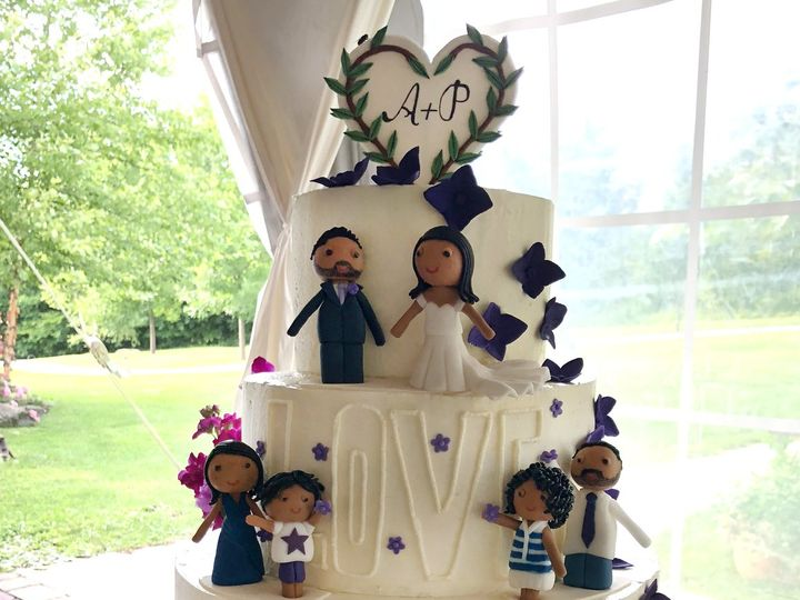 Tmx 2018 07 28 17 45 16 51 938345 Bennington, VT wedding cake