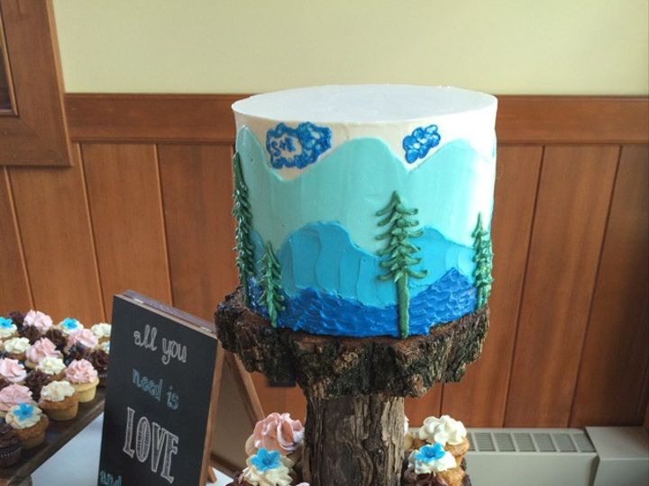 Tmx Mountains Colorful Cupcakes Wedding 51 938345 157923151589387 Bennington, VT wedding cake