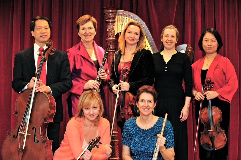 One of my ensembles: The Fontenay Chamber Players