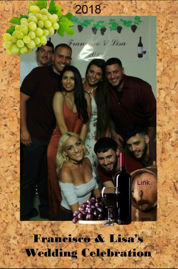 Customize your photo overlay to your event