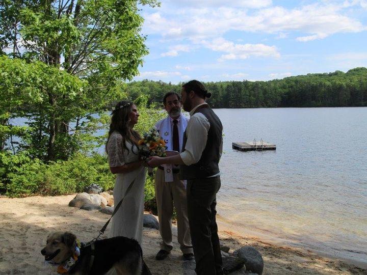 Tmx 1457733549653 L M Wedding 3  Windsor wedding officiant