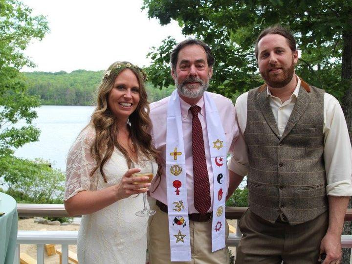 Tmx 1457733565686 L M Wedding 6 Windsor wedding officiant
